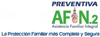 Preventiva AFIN2 Seguro Familiar